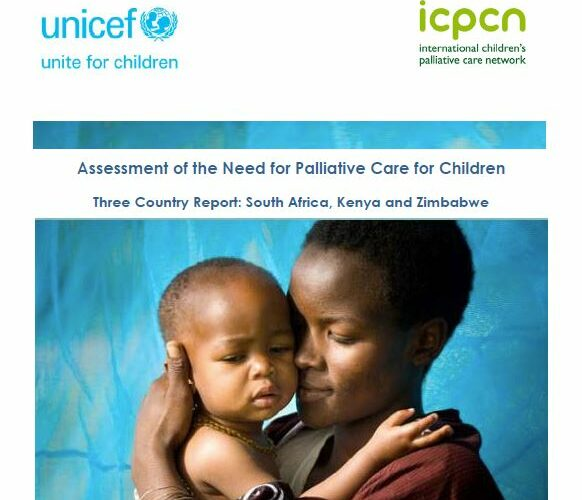 Calculating the global need for children's palliative care