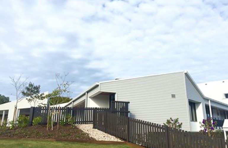 The house that Queensland built – official opening of Hummingbird House