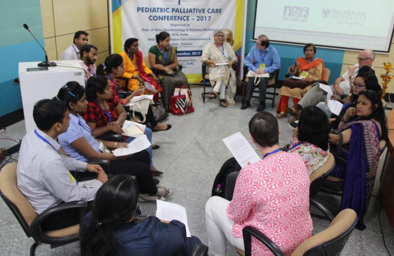 Delhi hosts paediatric palliative care conference
