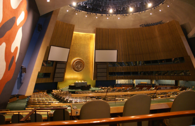 UN General Assembly Special Session on the World Drug Problem starts today