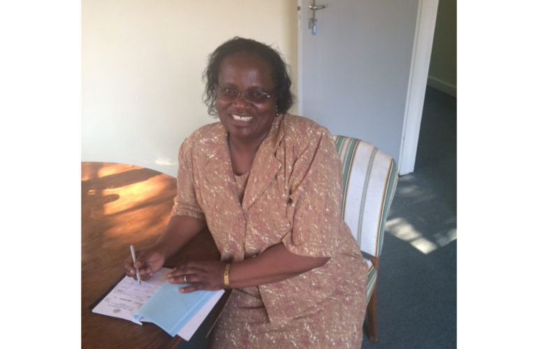 Pain relief for Nyarai – reflections from a Zimbabwean palliative care nurse