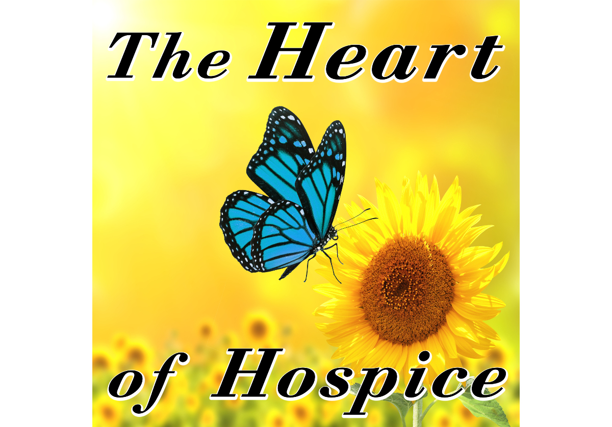 'The Heart of Hospice' podcasts seek to build awareness of hospice and palliative care