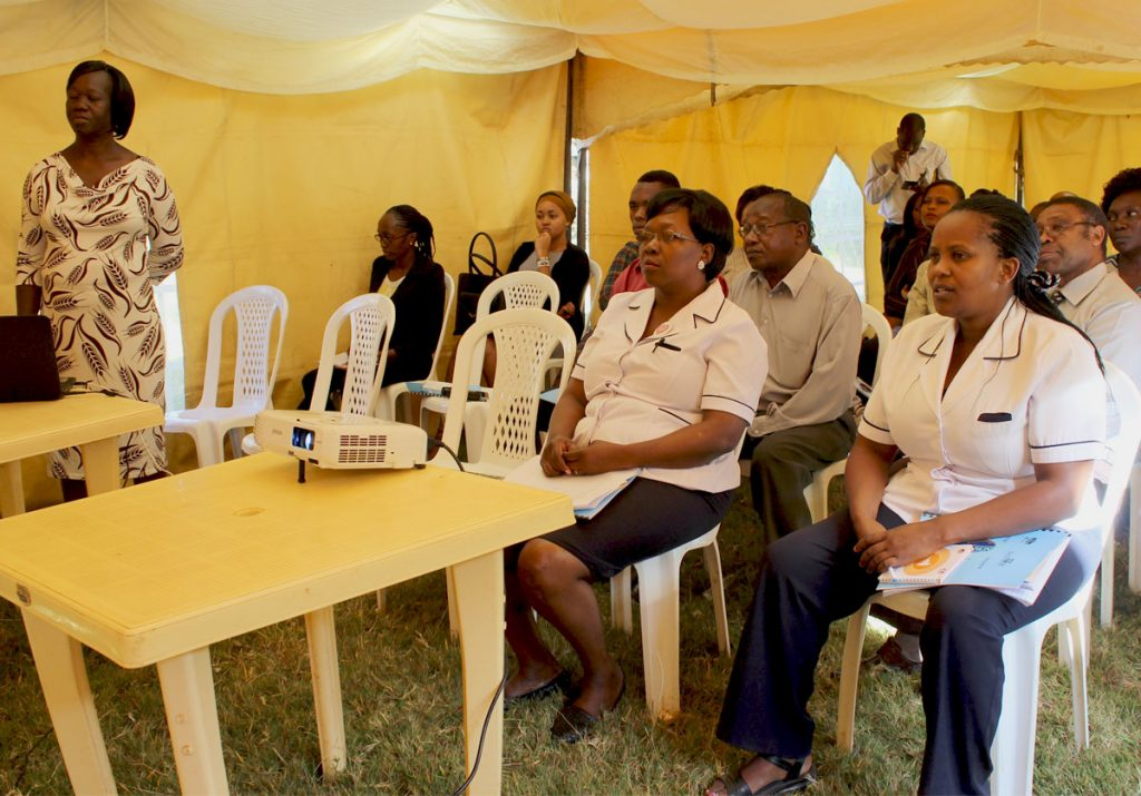 Thika Level 5 Hospital is becoming pain-free