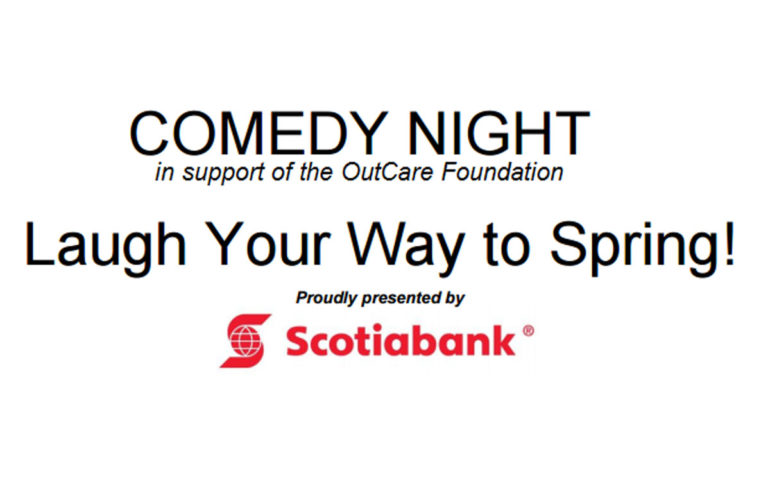 Comedy Night – Laugh Your Way to Spring!
