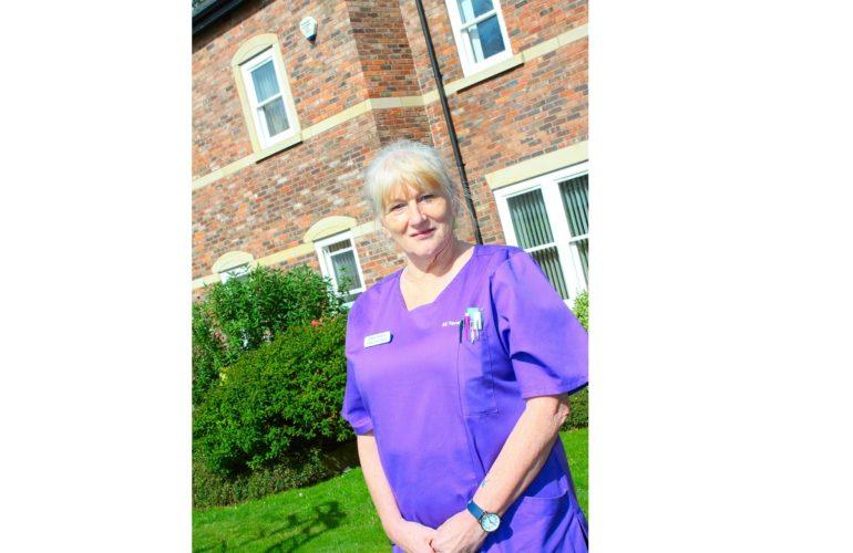 """Why I became a palliative care nurse"""