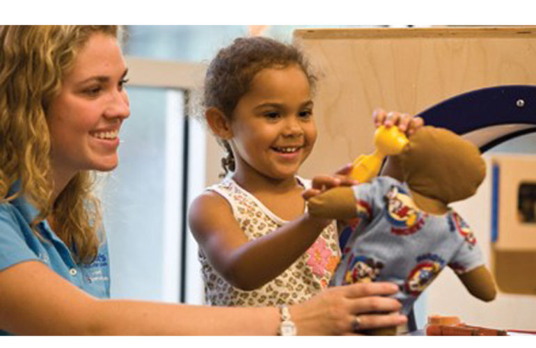 What does a Child Life Specialist do?