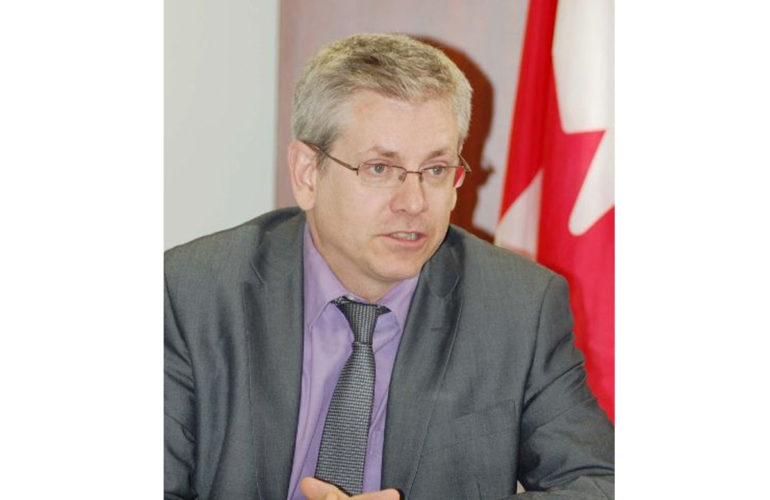 Charlie Angus Speaks on National Palliative Care Strategy