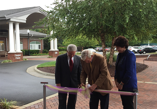 Transitions LifeCare names building