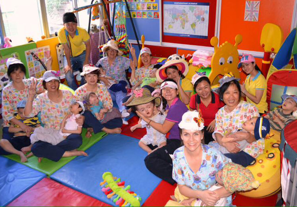 Put a hat on for children's palliative care