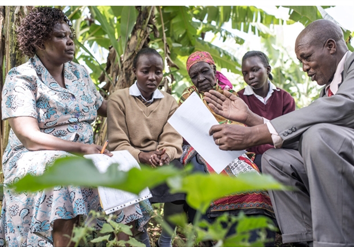 Integrating legal aspects into palliative care in Kenya