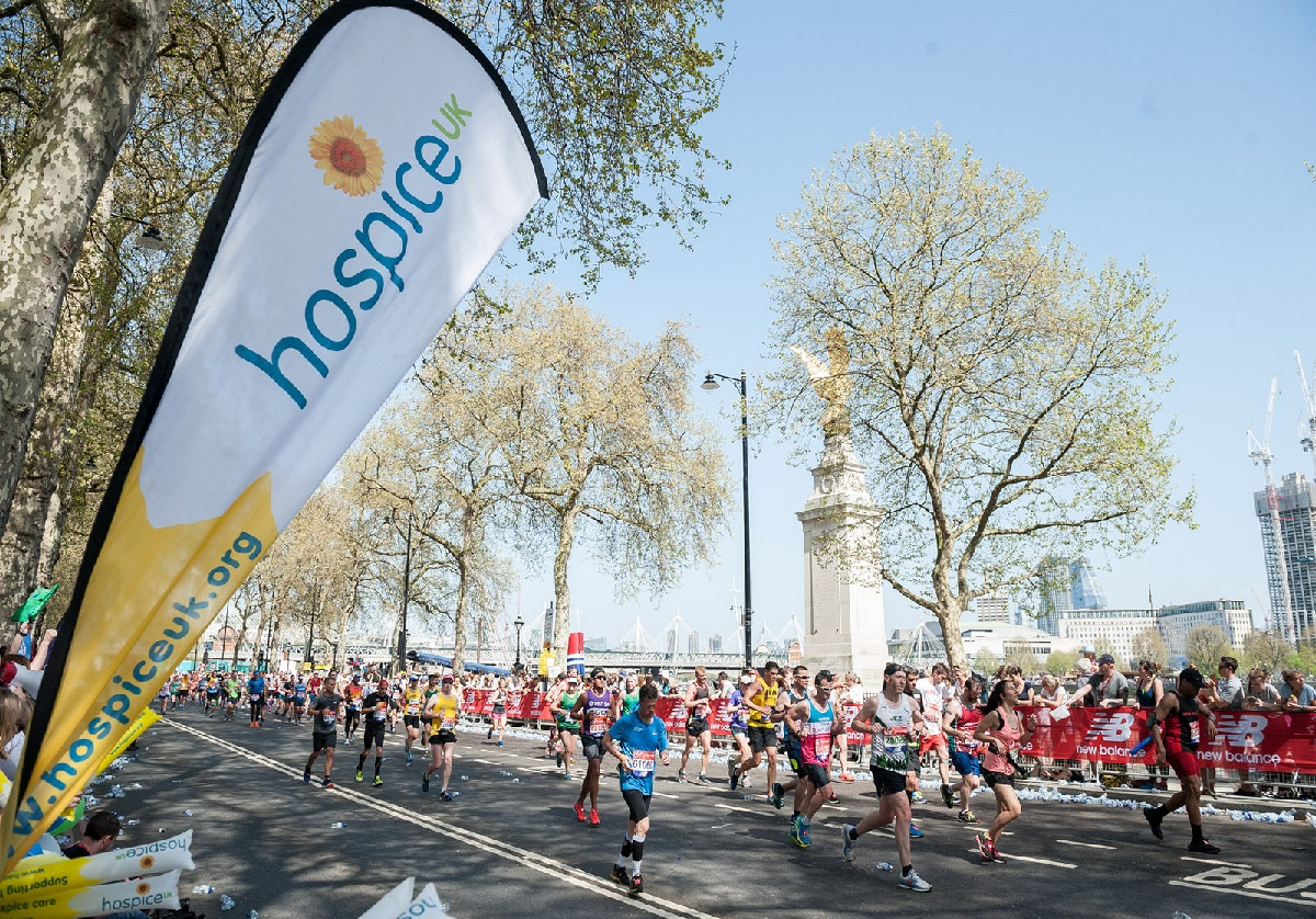 London Marathon runners raise hundreds of thousands for hospices