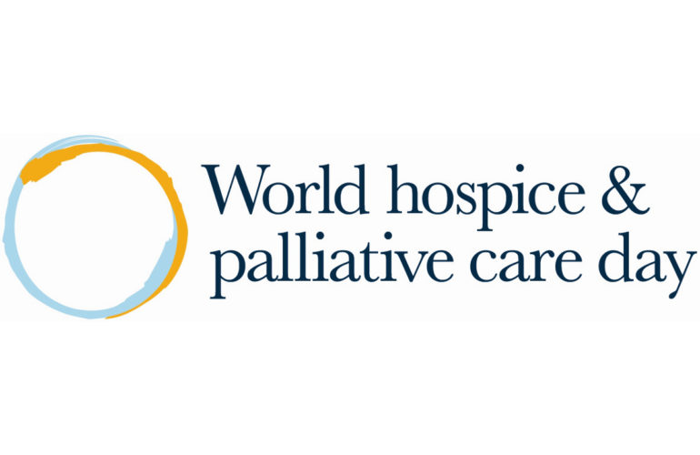World Hospice and Palliative Care Day – 'Living and dying in pain: It doesn't have to happen'