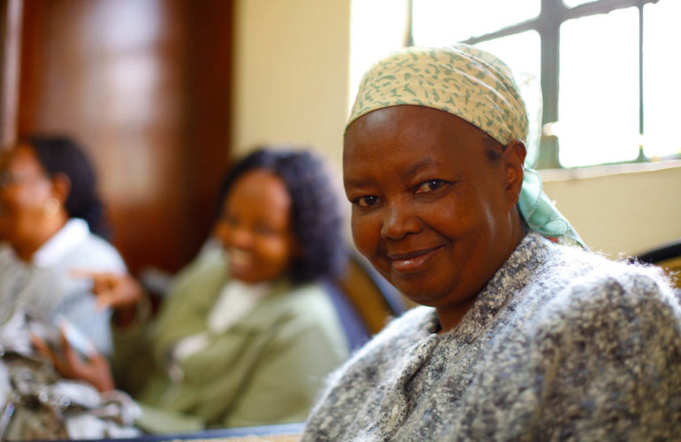Proportion of older persons in Africa continues to increase, despite impact of HIV