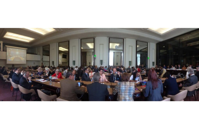 Unprecedented support for palliative care at WHA side event