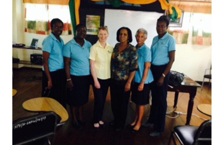 Palliative care training for nurses in Jamaica