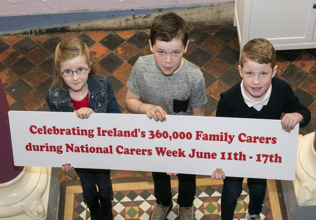 In Celebration of Ireland's Family Carers