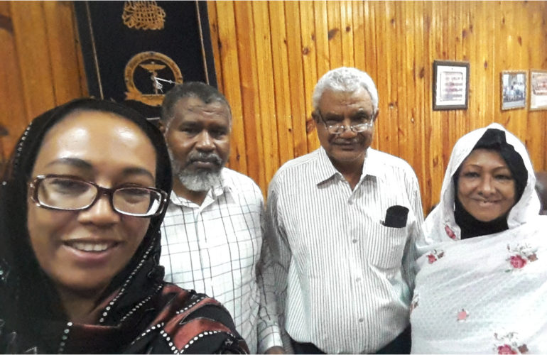 New hope for paediatric palliative care in Sudan