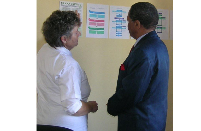 Swaziland's Deputy Prime Minister Opens the Country's First Palliative Care Units for Children