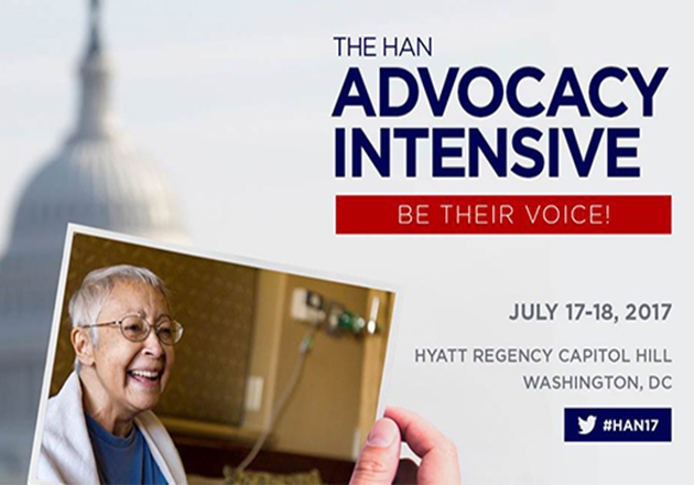 Be the voice of your patients and families on Capitol Hill
