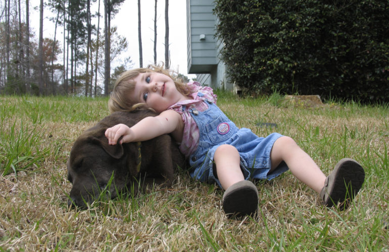 Animal assisted therapy shown to reduce stress in children with cancer