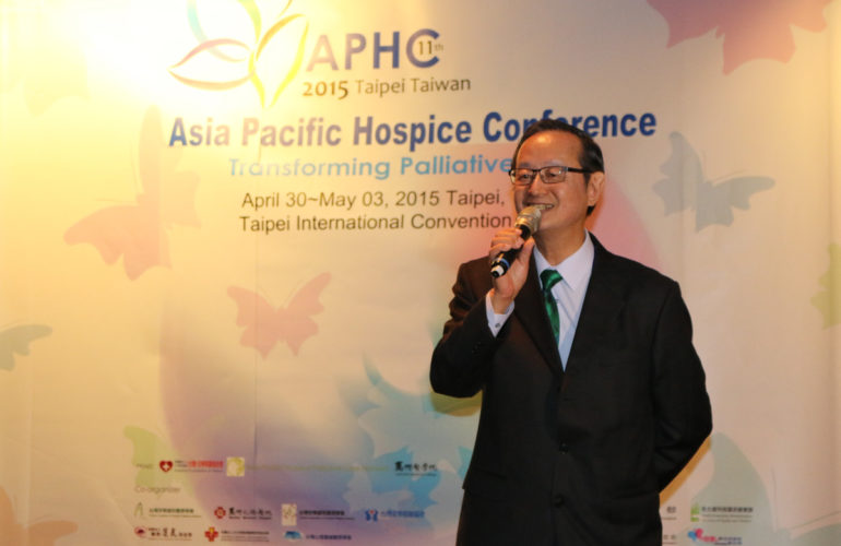 Hospice and palliative care in Taiwan