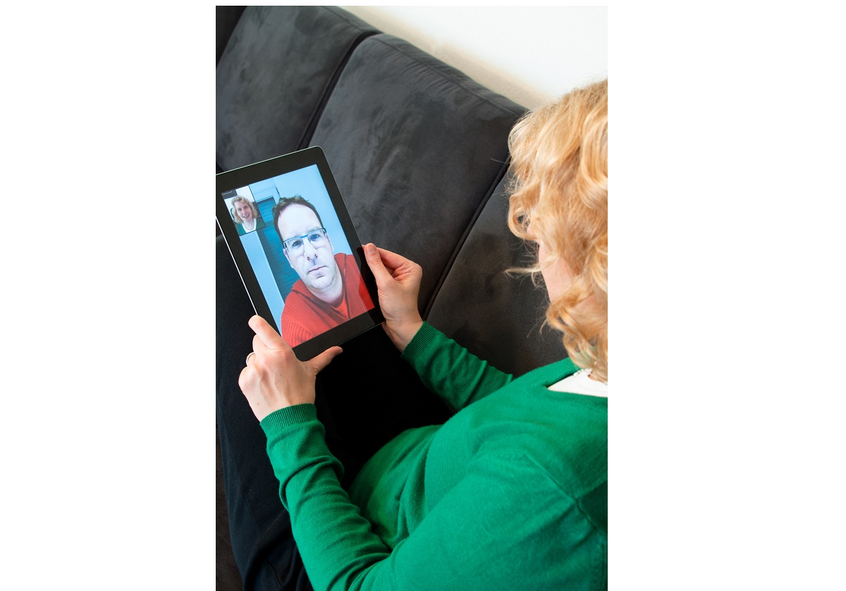 New service offers one-to-one online video bereavement support