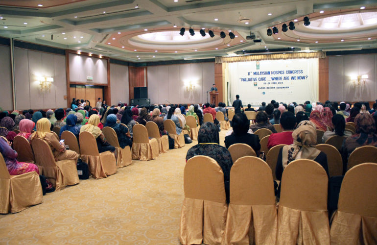 """Palliative Care… Where are we now?"" asks the 11th Malaysian Hospice Congress"
