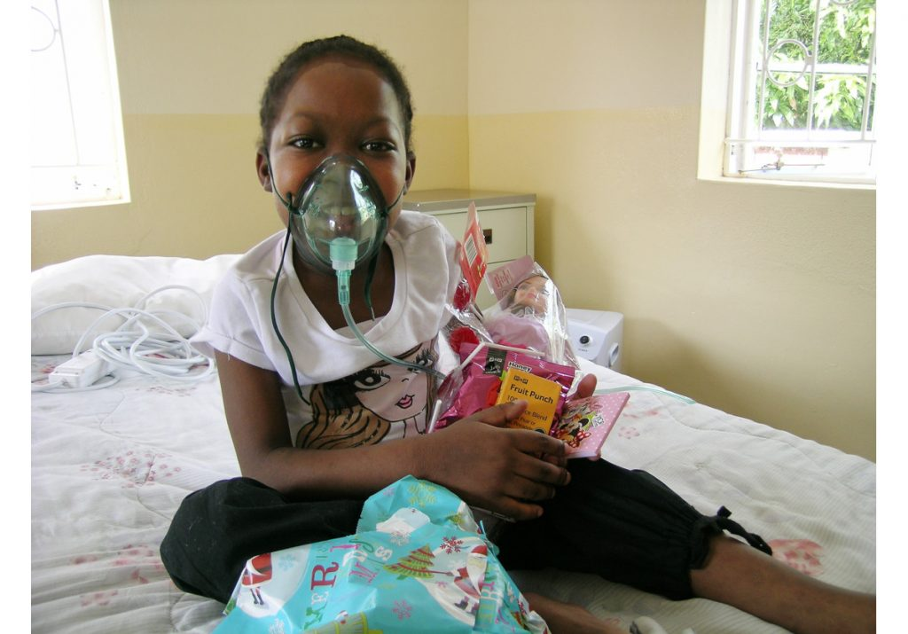 Appeal to fund training for improved palliative care for children