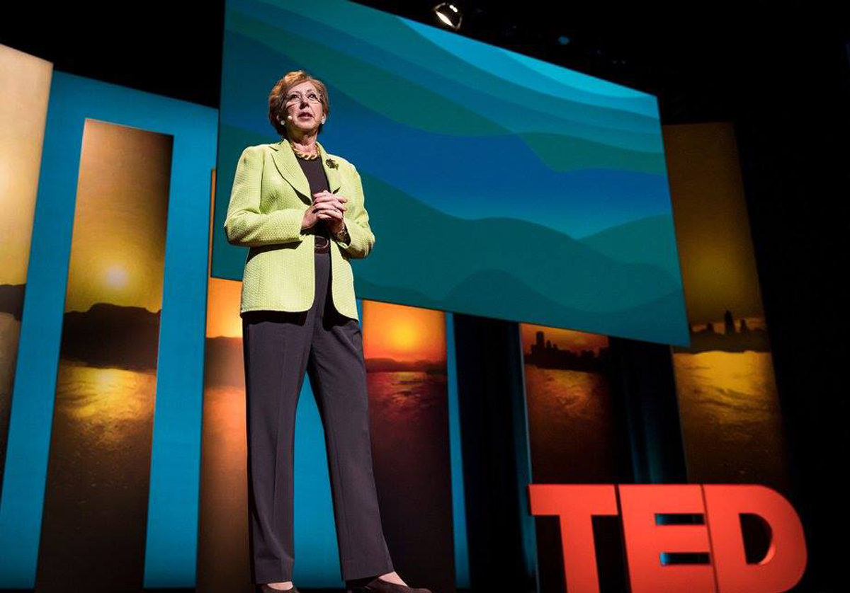 Stories from a home for terminally ill children - TED Talk by Kathy Hull