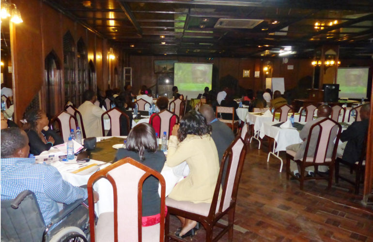 Nyeri Hospice holds fundraising dinner for a worthy cause