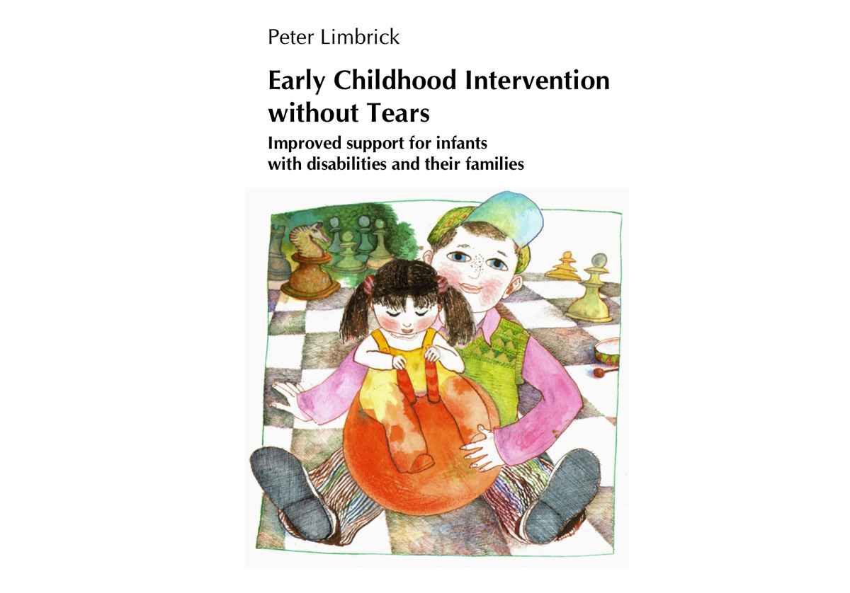 New publication: Early Childhood Intervention without Tears: Improved support for infants with disabilities and their families