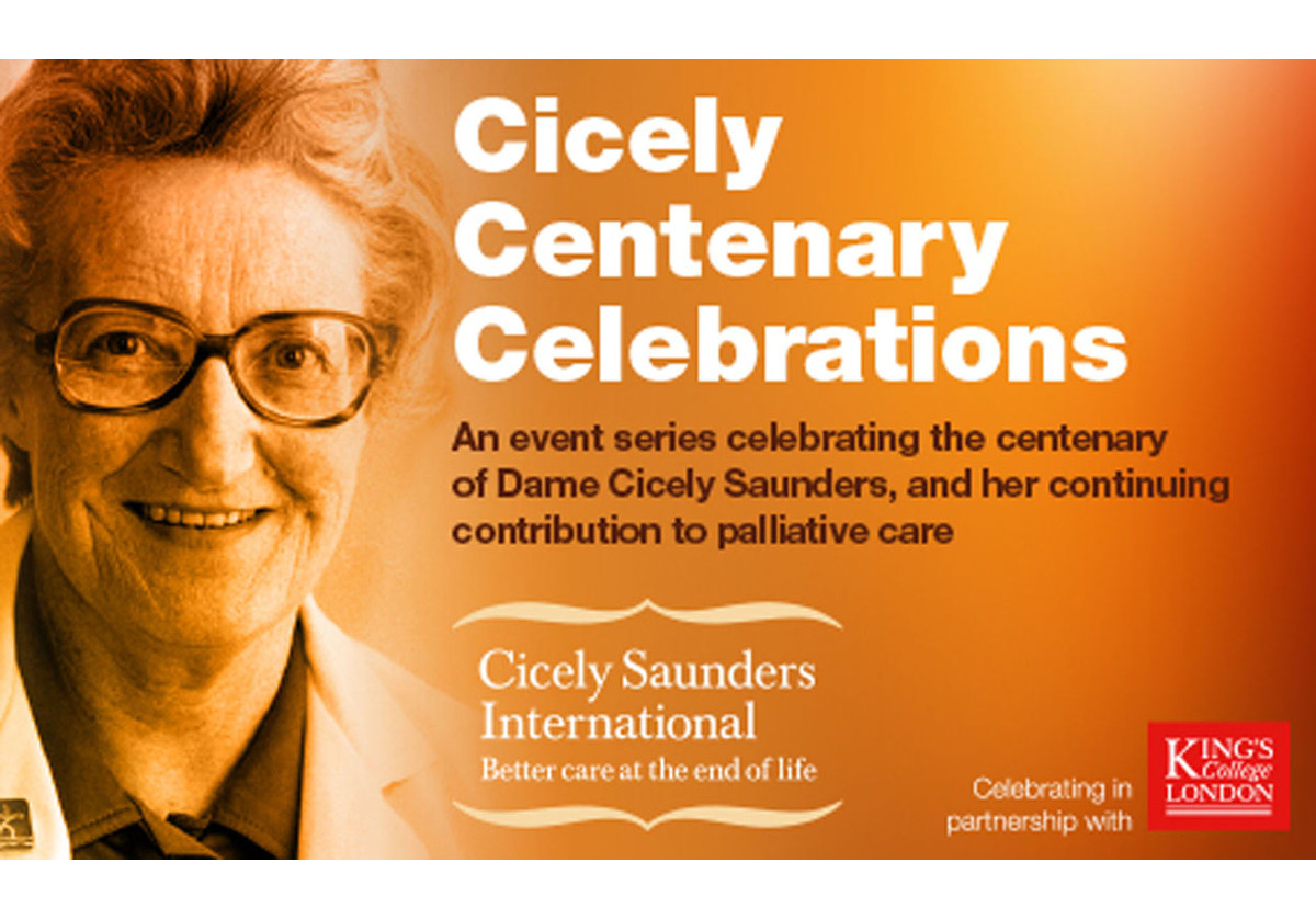 A Remarkable Life: The Cicely Saunders Centenary Celebrations