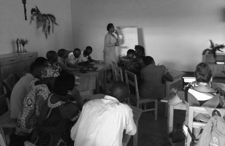 Community health workers boost human resources for palliative care in Rwanda