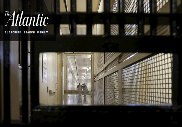 The Atlantic looks at dying in America's prisons