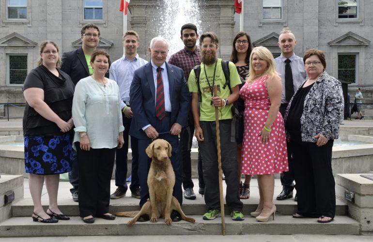 Ian's Journey To Ottawa For Palliative Care