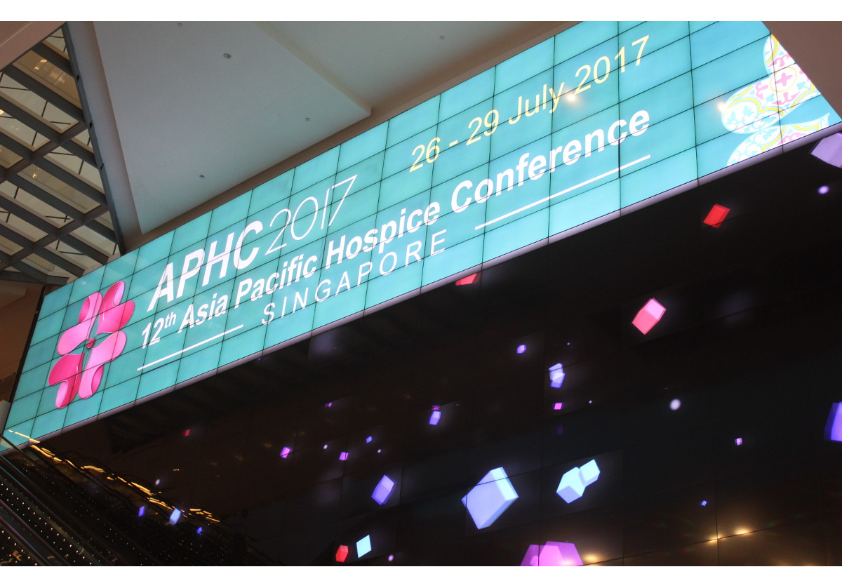 Community and collaboration as the 12th Asia Pacific Hospice Conference opens in Singapore