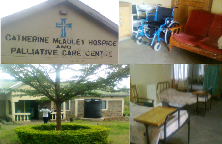 Catherine McAuley Hospice, home of palliative care in Muhoroni
