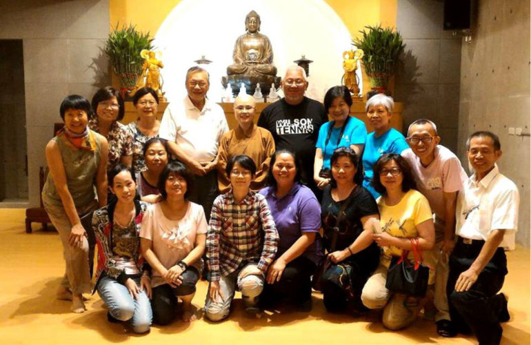 Promoting spiritual care in community based palliative care in Taiwan