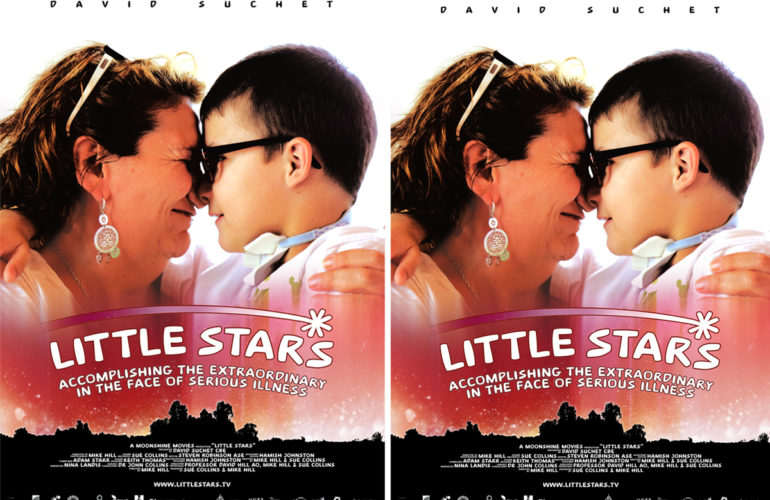 Host a screening of Little Stars for World Hospice & Palliative Care Day