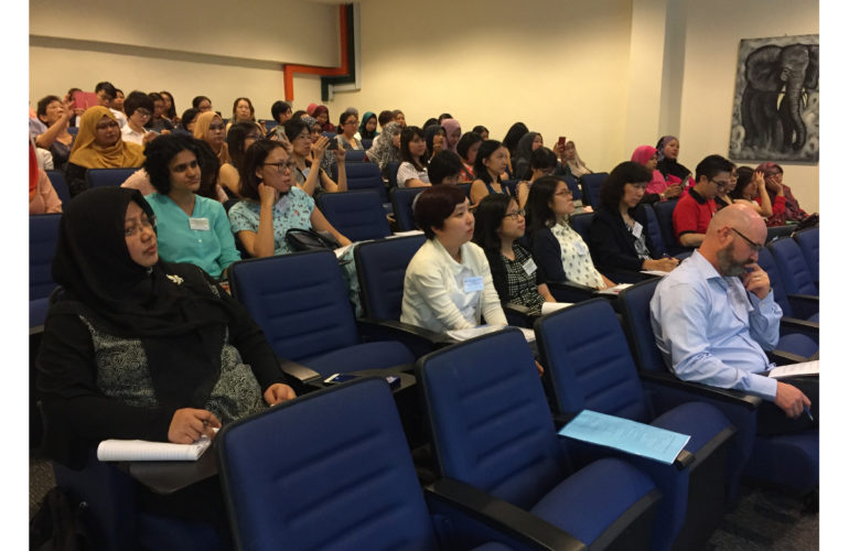 Paediatric Palliative Care workshop at Hospis Malaysia attracts over 70 participants