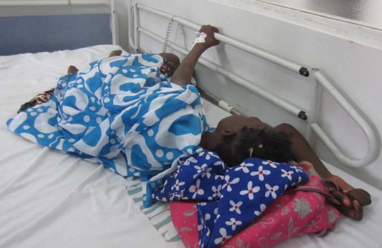 70,000 Senegalese suffer without palliative care