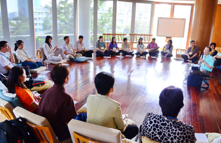 Advance Care Planning strategies – a workshop held in Thailand