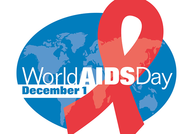 World AIDS Day is December 1
