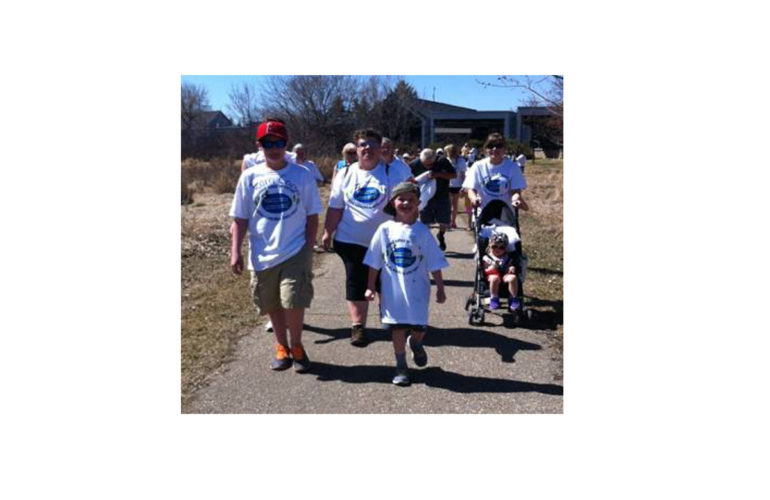 A Banner Year for the Red Deer Hospice Society's 6th Annual Hike for Hospice