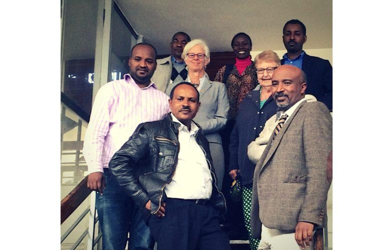 Ethiopia's Interreligious Council meets with palliative care delegation