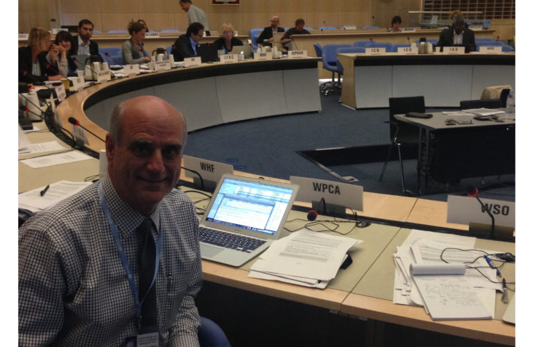 Geneva dialogue on WHO global coordination mechanism on NCDs
