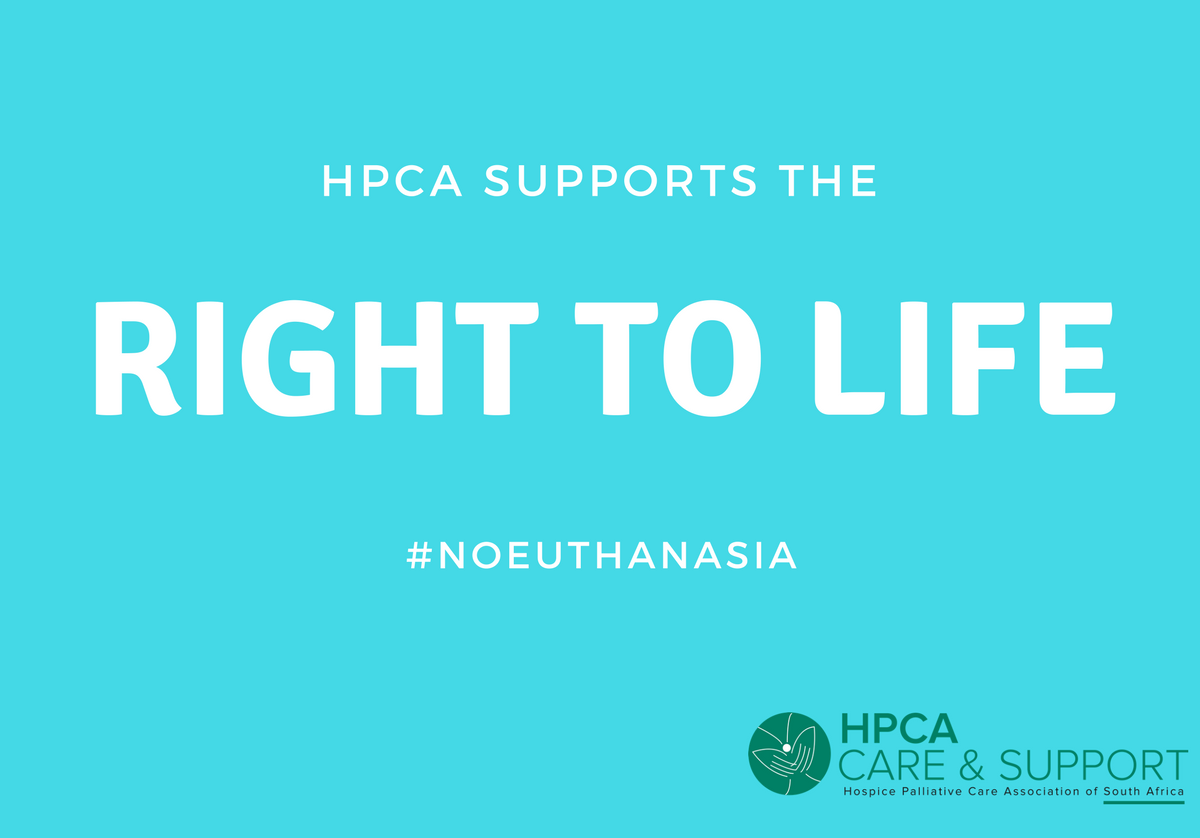 Hospice Palliative Care Association advises access to quality palliative care not euthanasia