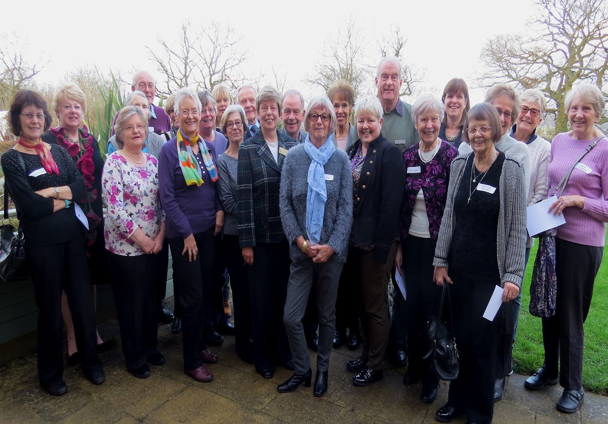 Hospice of St Francis recognises incredible 600 years' service by volunteers