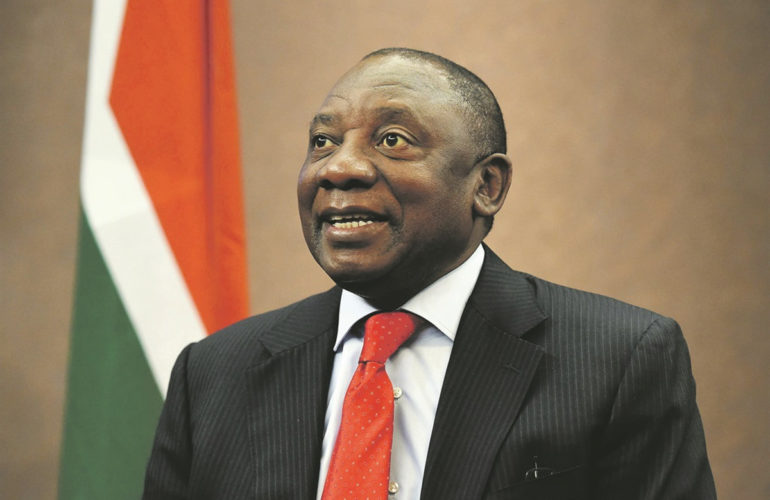 'Facebook it': SA Deputy President urges young people to use social media to fight HIV