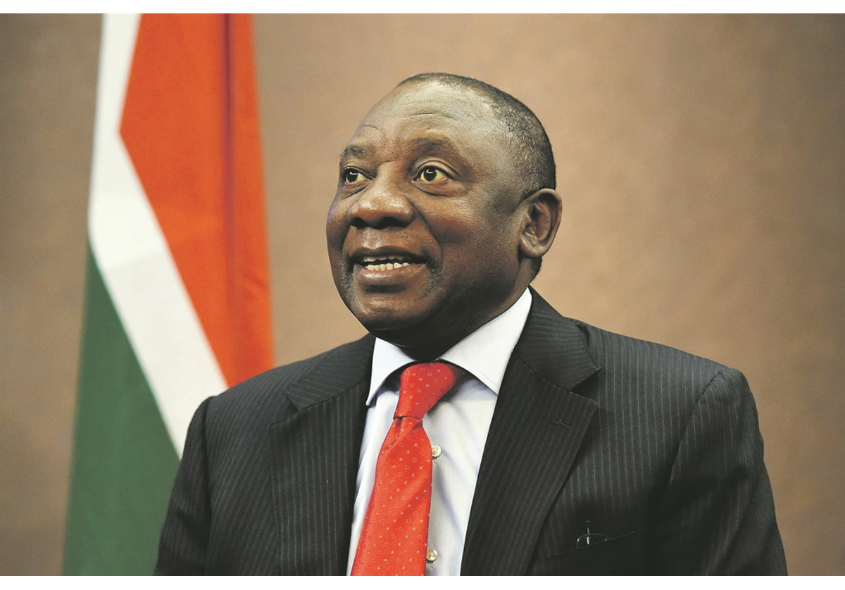 'Facebook it': Cyril urges young people to use social media to fight HIV